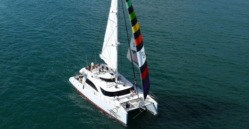 Le Maxi Catamaran