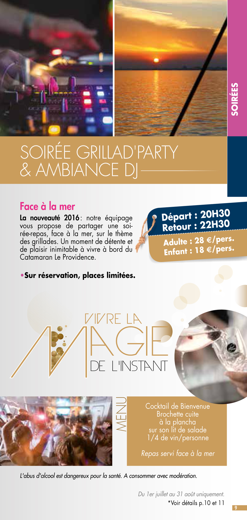 Soirée Grillad'Party